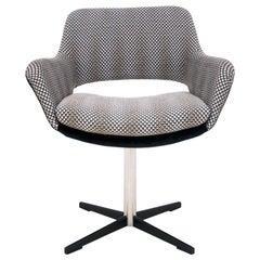 Midcentury Swivel Chair