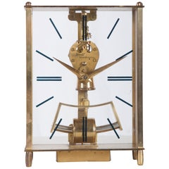 Midcentury Table Clock by Kundo, Japan