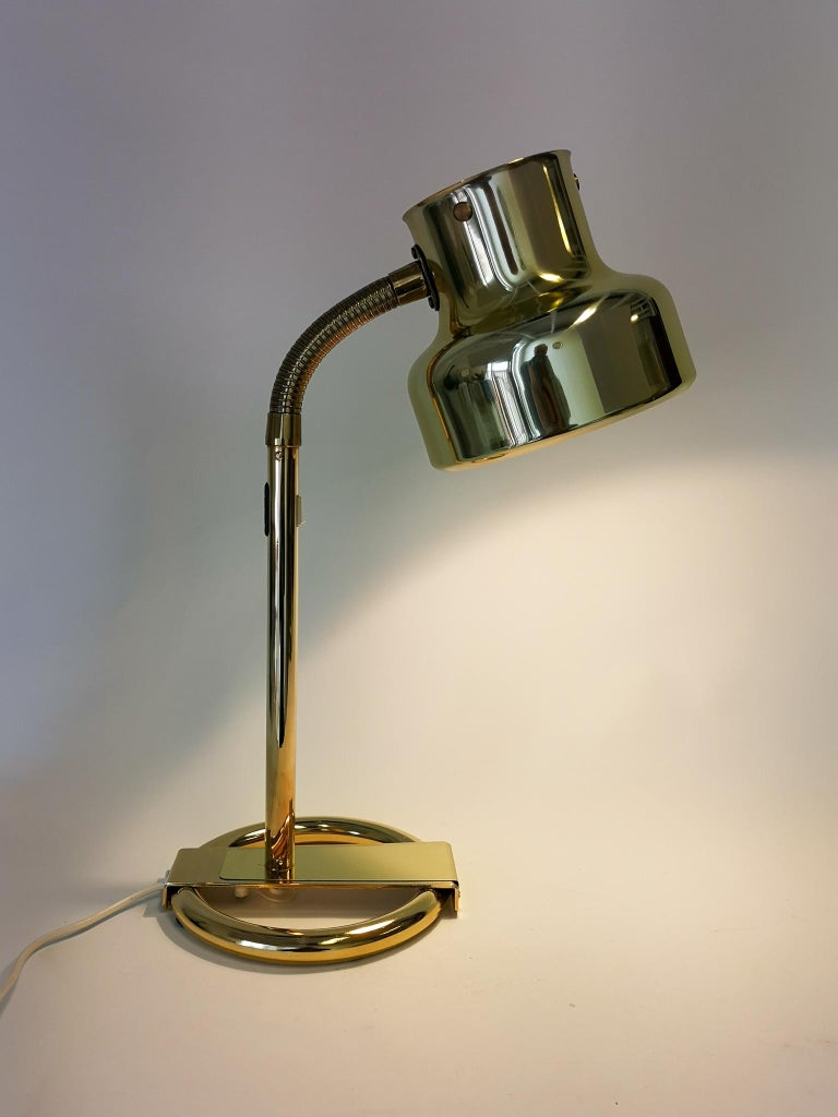 Midcentury Table Lamp Bumling by Anders Pehrson for Ateljé Lyktan, 1960s For Sale 4