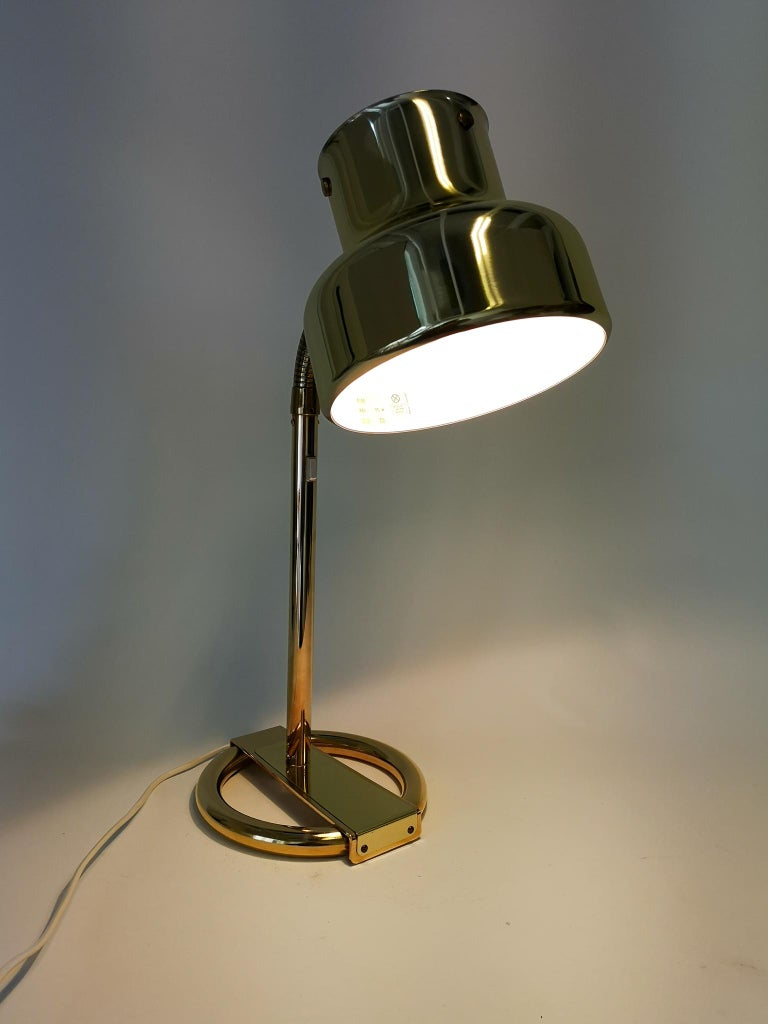 Midcentury Table Lamp Bumling by Anders Pehrson for Ateljé Lyktan, 1960s For Sale 5