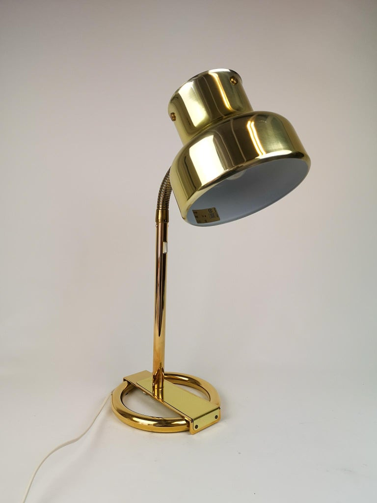 Swedish Midcentury Table Lamp Bumling by Anders Pehrson for Ateljé Lyktan, 1960s For Sale