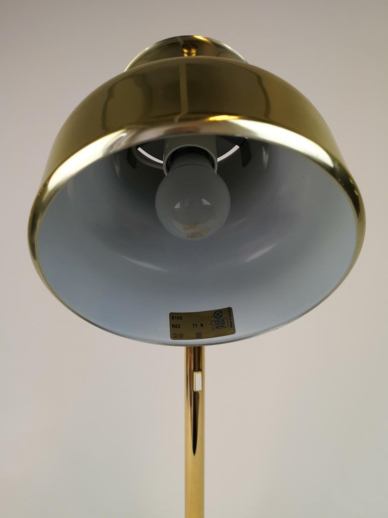 Midcentury Table Lamp Bumling by Anders Pehrson for Ateljé Lyktan, 1960s For Sale 2