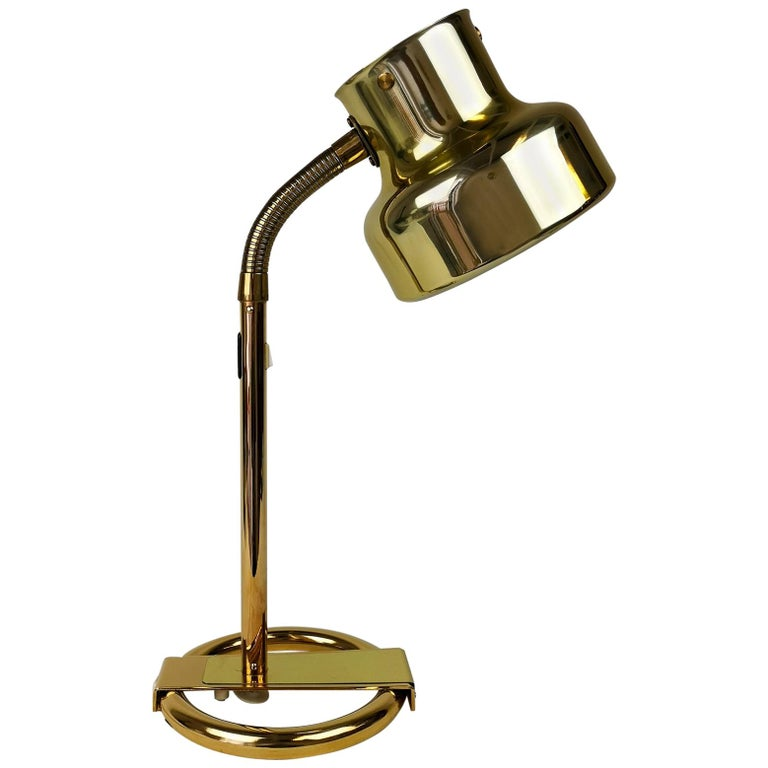Midcentury Table Lamp Bumling by Anders Pehrson for Ateljé Lyktan, 1960s For Sale