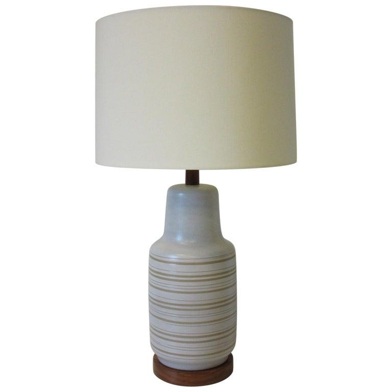 Midcentury Table Lamp by Gordon & Jane Martz for Marshall Studios For Sale