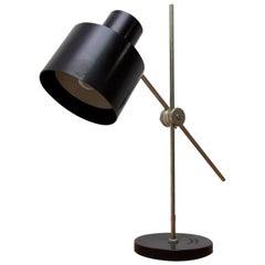 Midcentury Table Lamp by Jan Šucháň for Elektrosvit, 1960s