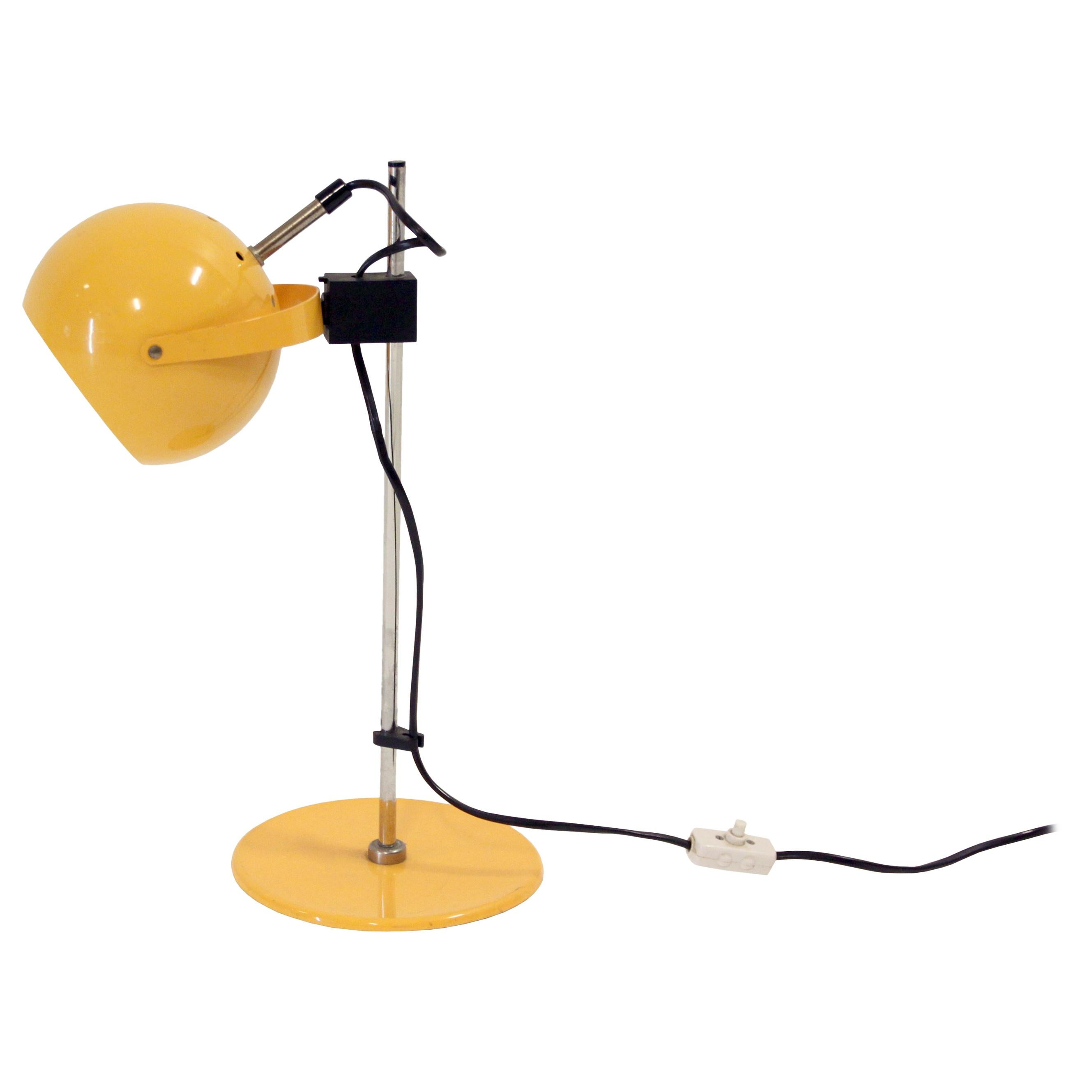 Midcentury Table Lamp, Germany, 1970s