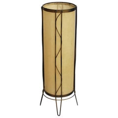 Midcentury Table Lamp in the Manner of Paul Mayén