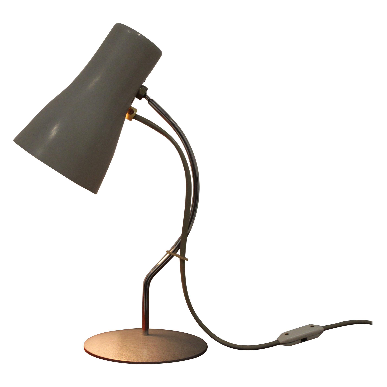 Midcentury Table Lamp/Napako, 1960s