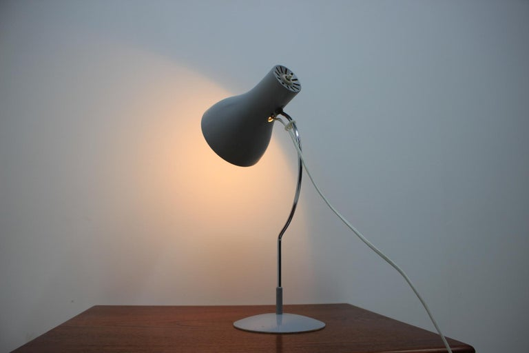 Late 20th Century Midcentury Table Lamp Napako, Josef Hurka, 1970s. For Sale