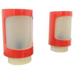Midcentury Table Lamps Cosmonaut, 1970s