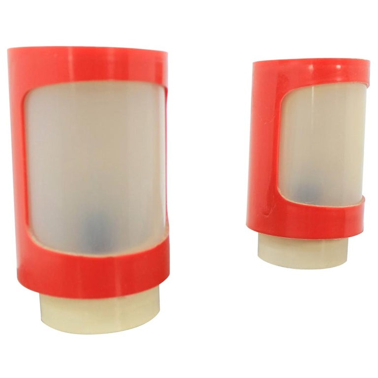 Midcentury Table Lamps Cosmonaut, 1970s For Sale