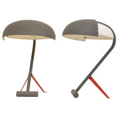 Midcentury Table Lamp NX110 by Louis Kalff for Philips, Netherlands