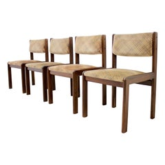 Midcentury Teak Dining Chairs from G-Plan, Set of 4