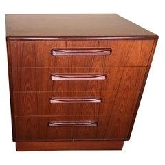 Midcentury Teak Dresser by G Plan, Fresco Range
