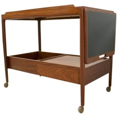 Midcentury Teak Serving Cart by Kofod Larsen for G-Plan