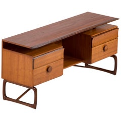 Midcentury Teak Writing Desk