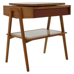 Midcentury Television Table, 1970s