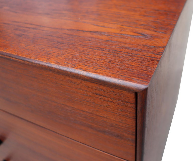 Midcentury Thin Edge Cabinet by George Nelson For Sale 6