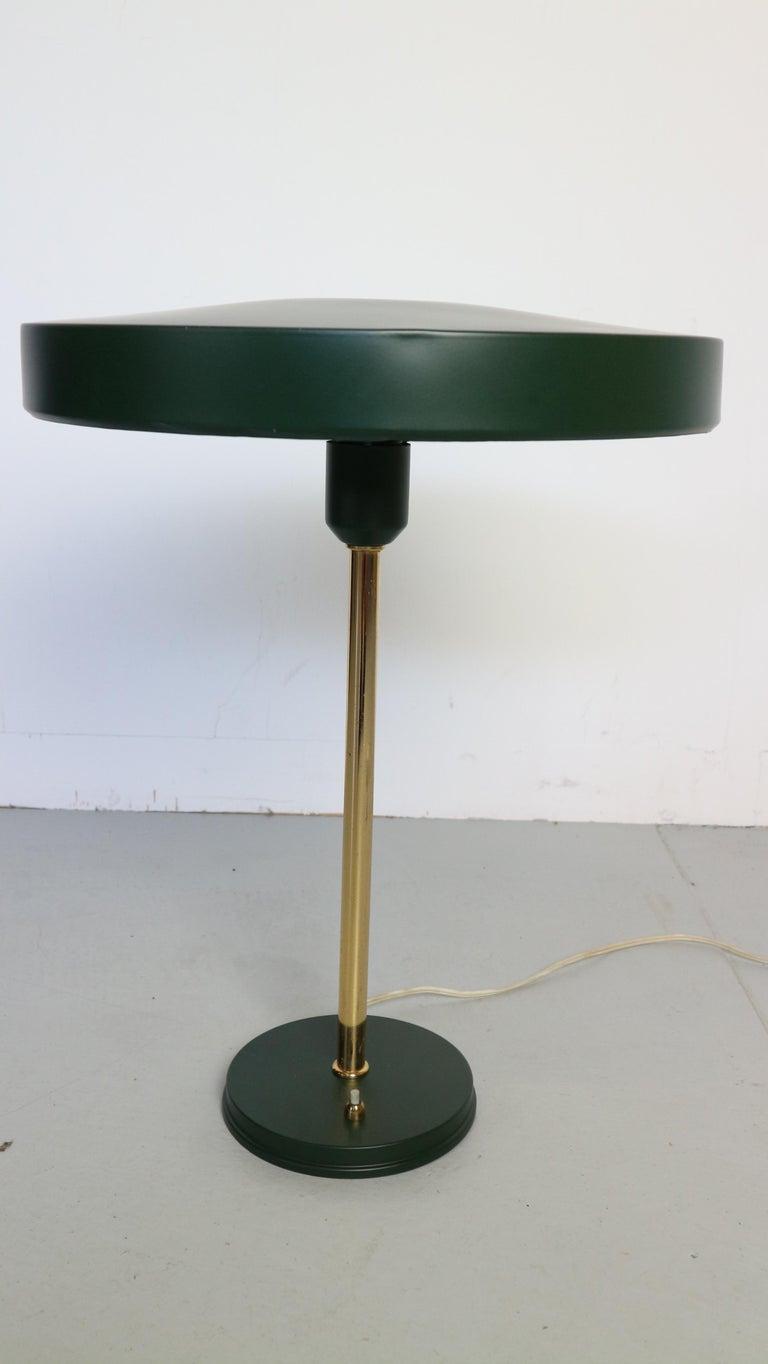 Midcentury 'Timor' Desk Lamp by, Louis Kalff, 1950s 3