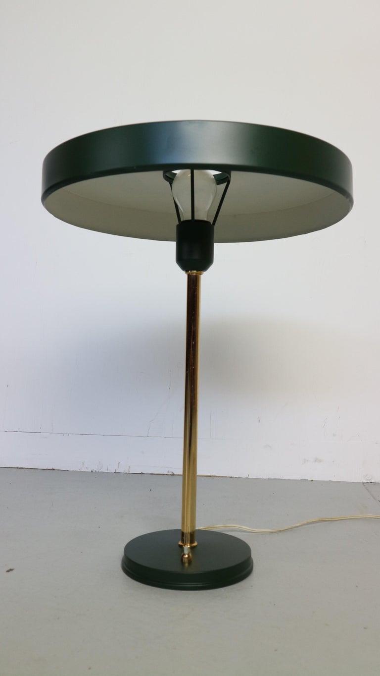 Midcentury 'Timor' Desk Lamp by, Louis Kalff, 1950s 4