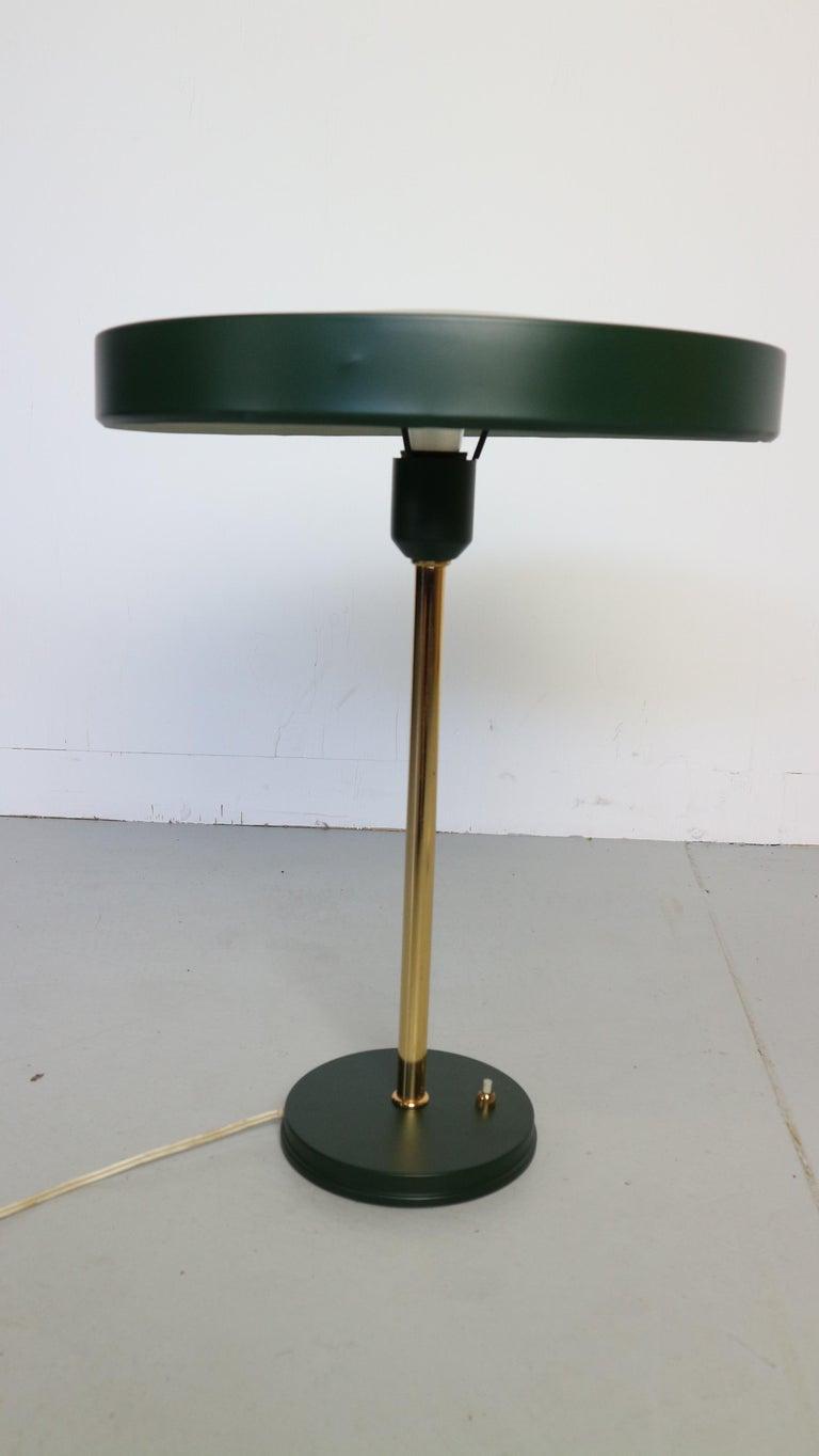 Midcentury 'Timor' Desk Lamp by, Louis Kalff, 1950s 5