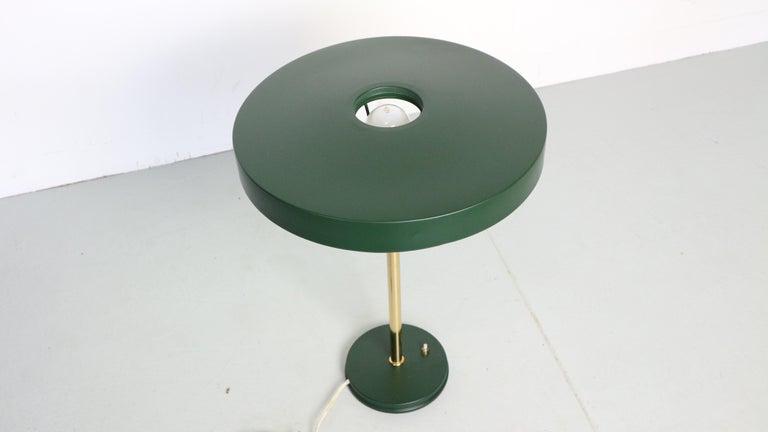 Midcentury 'Timor' Desk Lamp by, Louis Kalff, 1950s 8
