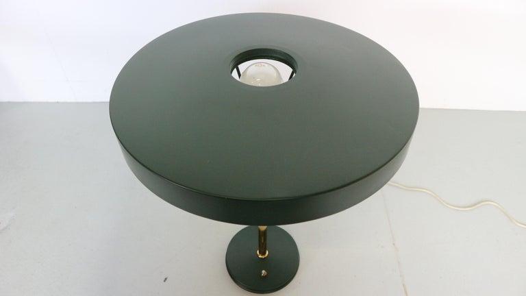 Dutch Midcentury 'Timor' Desk Lamp by, Louis Kalff, 1950s