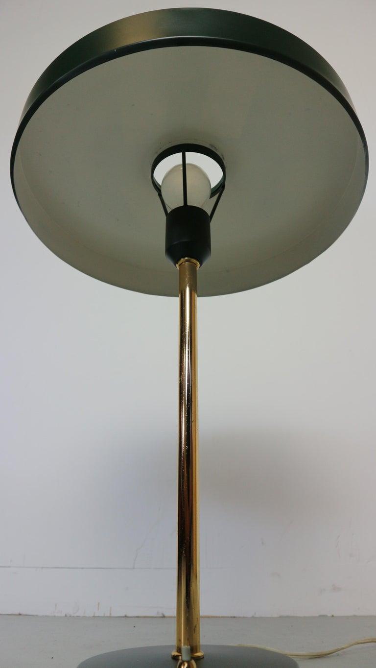 Mid-20th Century Midcentury 'Timor' Desk Lamp by, Louis Kalff, 1950s