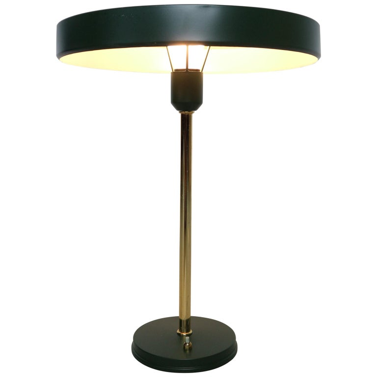 Midcentury 'Timor' Desk Lamp by, Louis Kalff, 1950s