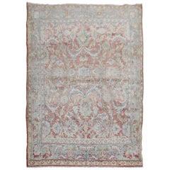 Midcentury Turkish Anatolian Rug