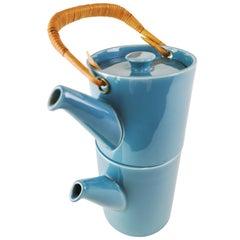 Midcentury Two-Piece Teapot,  Colorado Stig Lindberg, Gustavsberg