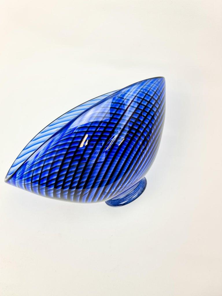 Glass Midcentury Vase