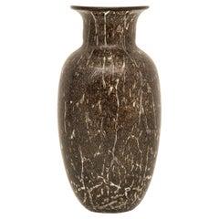 Mitte des Jahrhunderts Vase unterzeichnet Barovier und Toso Murano