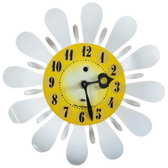 Midcentury Wall Clock by Prim, Czechoslovakia, 1960s