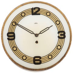 Midcentury Wall Clock by Prim