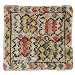 """Midcentury Wall Hanging Tapestry by Marta Maas-Fjetterström """"The Lantern"""""""