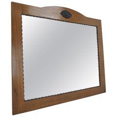 Midcentury Wall Mirror, 1950s