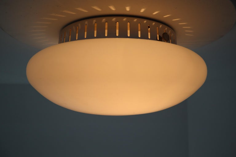 Midcentury Wall or Ceilings Lights Berlin, Germany, 1970s In Good Condition For Sale In Almelo, NL