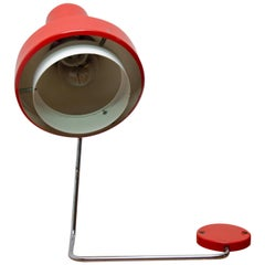 Midcentury Wall or Table Lamp by Josef Hurka, 1960s