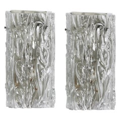 Midcentury Wall Sconces by Toni Zuccheri
