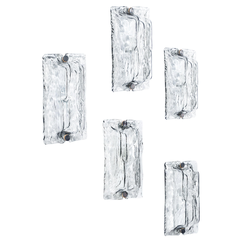 Midcentury Wall Sconces by Toni Zuccheri