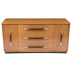 Midcentury Widdicomb Chest of Drawers by T.H. Robsjohn-Gibbings