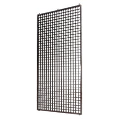 Midcentury Wood Grate Partition by Gianfranco Frattini for Cantieri Carugati