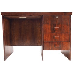 Midcentury Working Desk, Table, Czechoslovakia, the 1960s