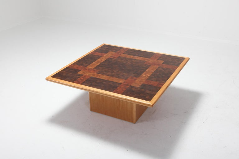 Middelboe and Lindum Mosaic Coffee Table For Sale 1