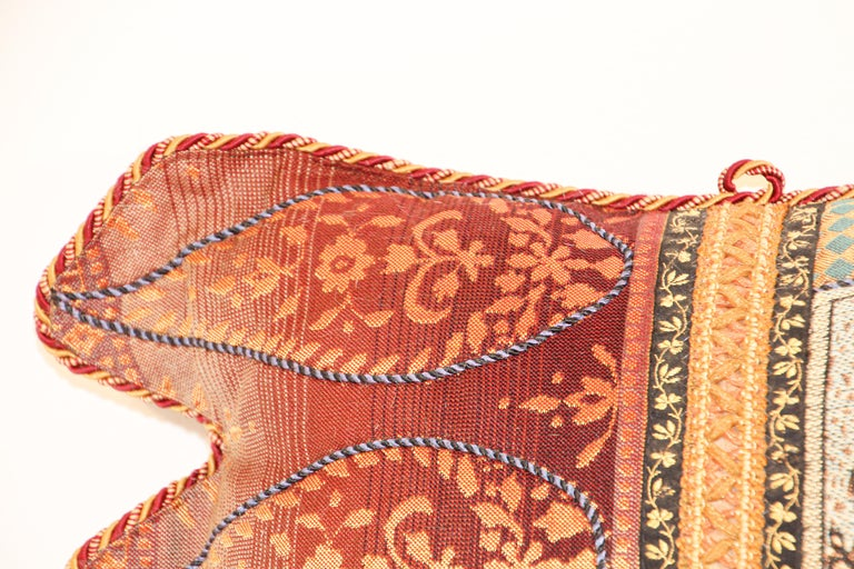 Middle Eastern Decorative Throw Pillow For Sale 2