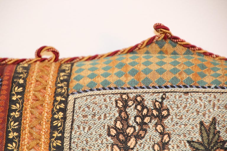 Middle Eastern Decorative Throw Pillow For Sale 3