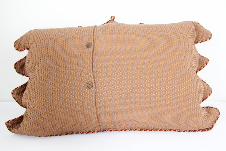 Middle Eastern Decorative Throw Pillow For Sale 12