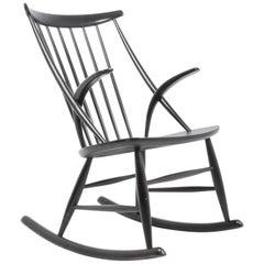 Midentury Rocking Chair by Illum Wikkelsø