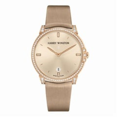 Midnight Automatic MIDAHD39RR003, Certified Authentic